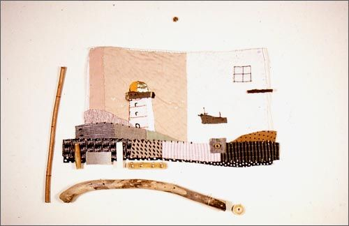 Janet Bolton - 'Seascape'