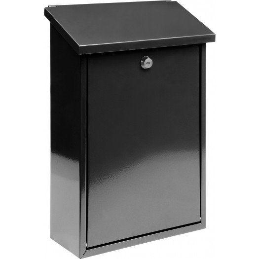 Vorel Skrzynka na listy 400 x 250 x 10 – czarna (78570) | MALL.PL