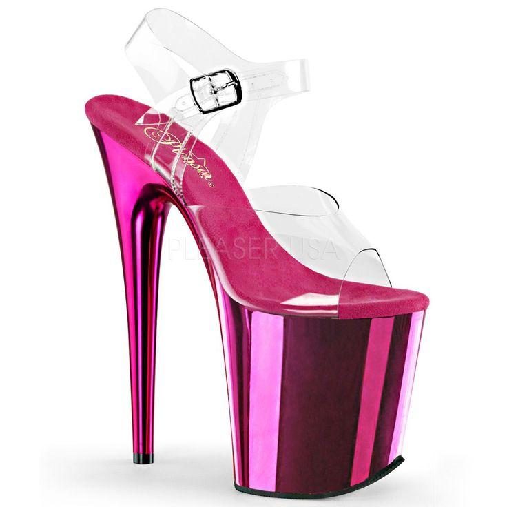 pleaser pink eBay