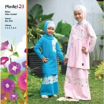 Beli Baju Stelan Anak Rok Qirani Kids QK-23 Pink dari Aprilia Wati agenbajumuslim - Sidoarjo hanya di Bukalapak