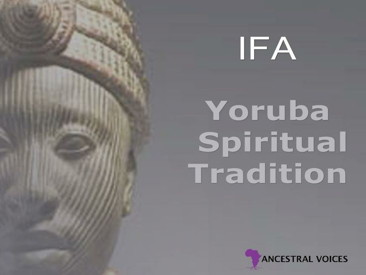 """Ifa is balanced on three legs; Olodumare (Creator), Orisa (Nature Spirits), and the Ancestors. Olodumare is benevolent and has provided a Universe with all that is needed for humans to be fulfilled and happy. Ifa is characterized by a deep sense of the interdependence of all life. ""Every life form and element of Nature has an inner soul force – including rivers, rocks, clouds, metals, flowers, thunder, and the wind."