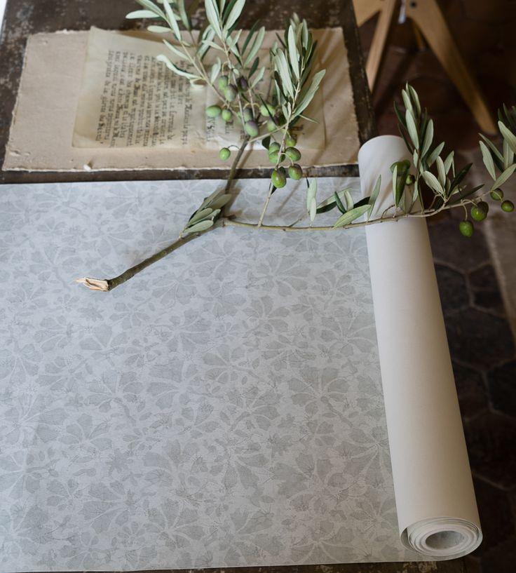 Interior Design Trend, Painterly Florals | Arlay Wallpaper by Designers Guild | Jane Clayton
