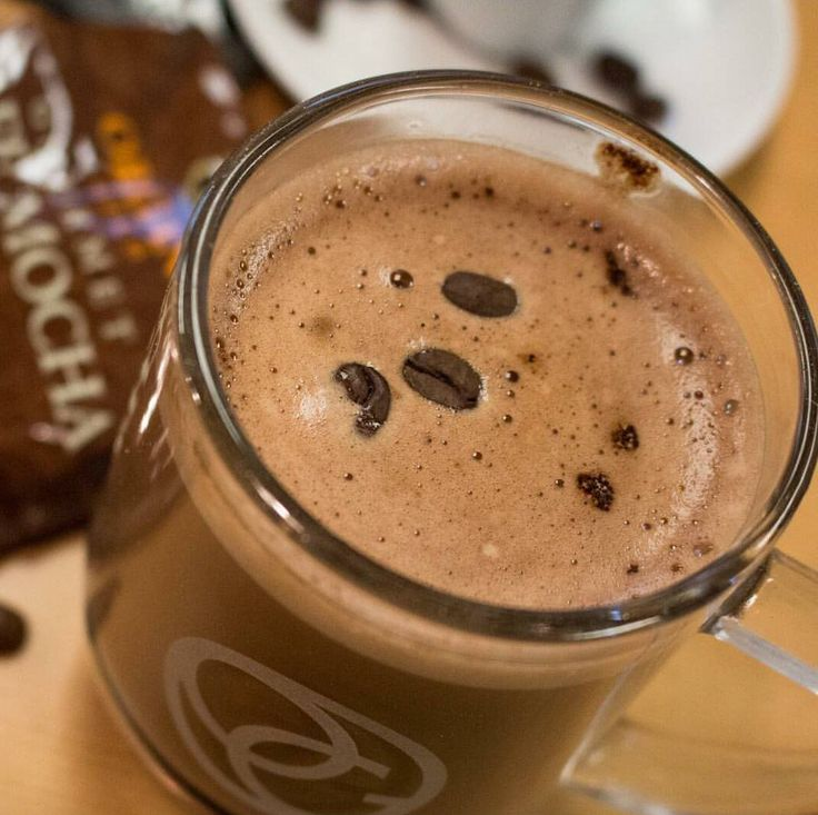 Yummy chocolate in a beautiful mug. www.greggcafe929.myorganogold.com