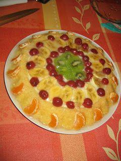 hagyományos gyümölcstorta