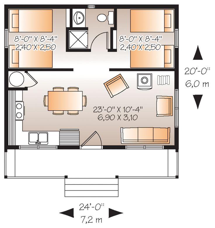 Peste 1000 de idei despre case mici pe pinterest for Downsize home plans