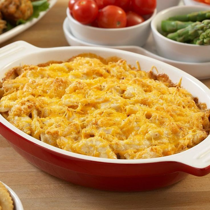 Crab dip, an old favorite, gets new life with OLD BAY® Seasoning. Don't wait for a special occasion to wow your friends and family with this delicious...