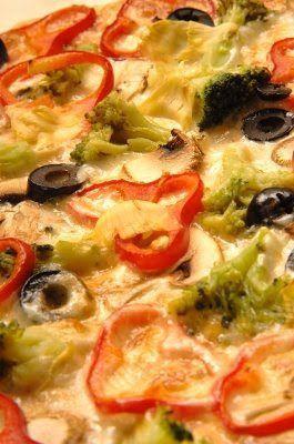 Pizza de post cu brocoli si tofu, Rețetă Petitchef