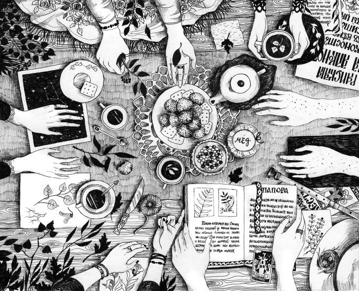 Иллюстратор Марина Козинаки