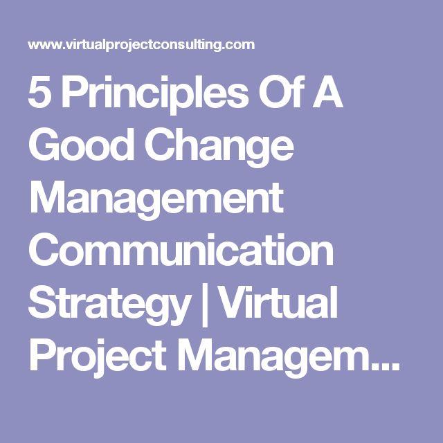The 25+ best Project management principles ideas on Pinterest - communication strategy