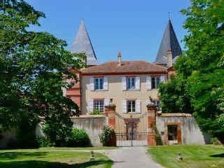 Pamiers kasteel - kasteel met tuintafel en stoelen in Pamiers - 577867 | HomeAway