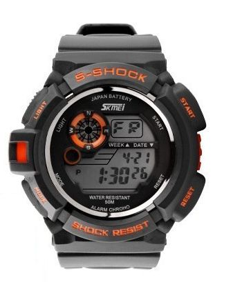 Ombia: Reloj Sport LED para lucir   $41.400