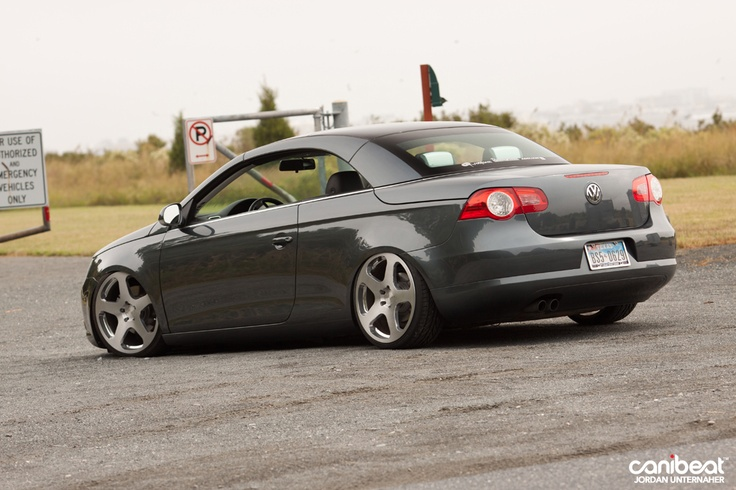 VW EOS - Got one and LOVE it !