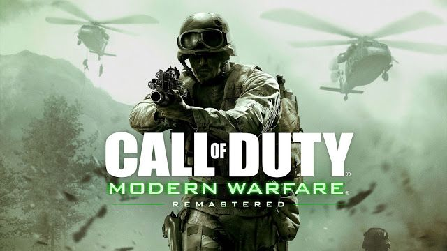 Call of Duty Modern Warfare Remastered On HD Gaming Zone