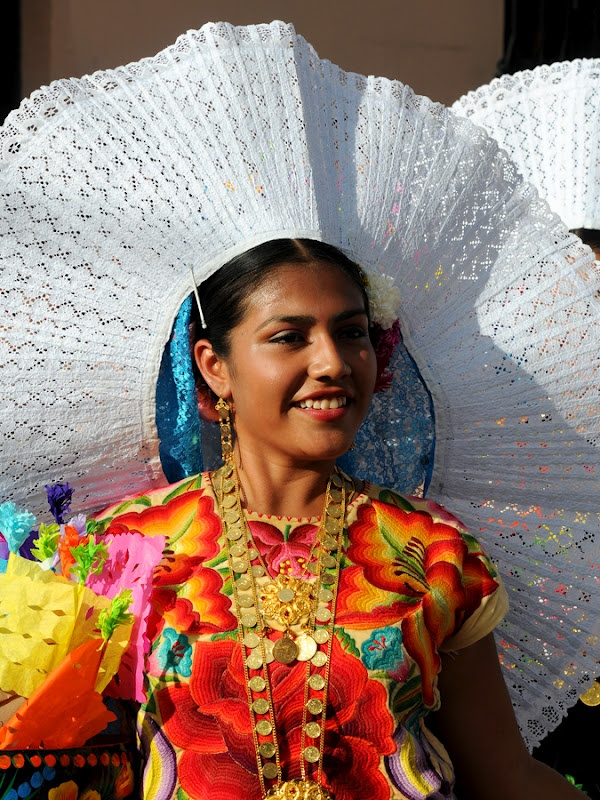 Oaxaca-The Year After: Beautiful shots from the Guelaguetza 2012! - By Christopher Stowens.