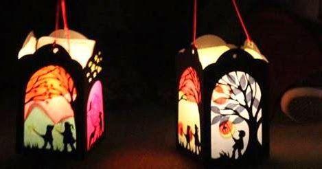 Ser Waldorf: A Festa da Lanterna