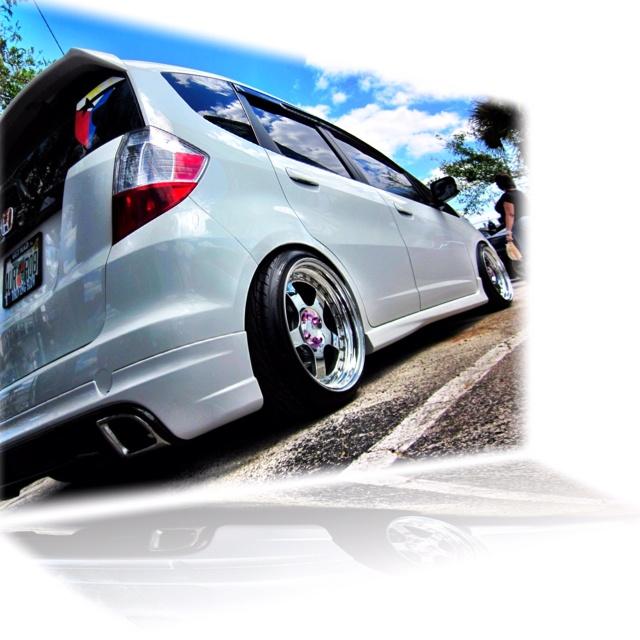 Honda Fit!