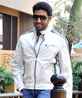 Abhishek Bachchan is hoping for a hit with Bol Bachchan!