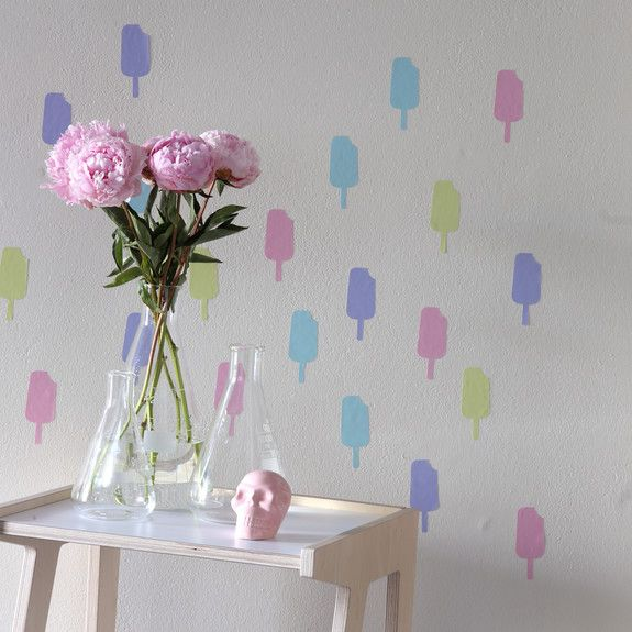 Superbalist Wall Decals - Popiscal Wall Decal Set of 24