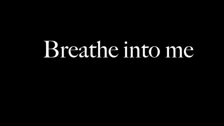 RED ~ Breathe Into Me ~ Lyrics an amazing song, it helps me and saves me from myself when It says what I CANT EXPLAIN!
