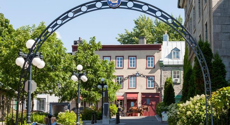 Hotel Jardin Ste-Anne Quebec City Located in the heart of Old Quebec within walking distance of the Quebec Convention Center, this cozy hotel features completely non-smoking guestrooms with architecture dating back to 1815.