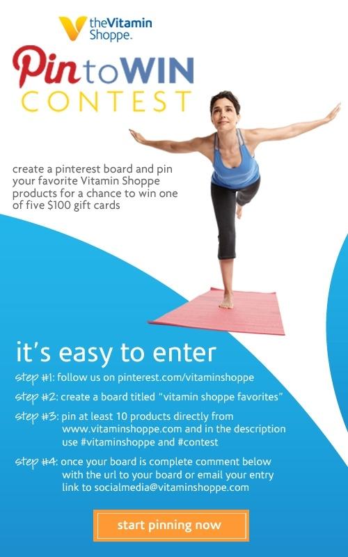 #vitaminshoppe #contest