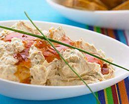 Creamy Chilli Tuna Dip Recipe   PHILADELPHIA