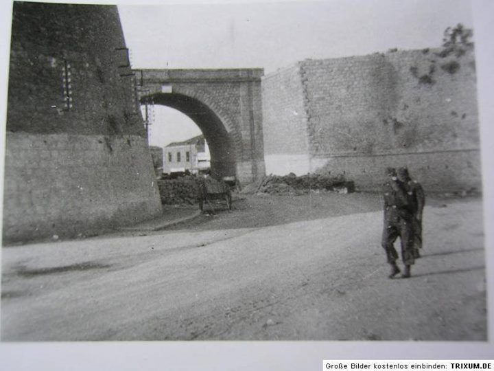 Χανιόπορτα..τη περίοδο Γερμανικής κατοχής...