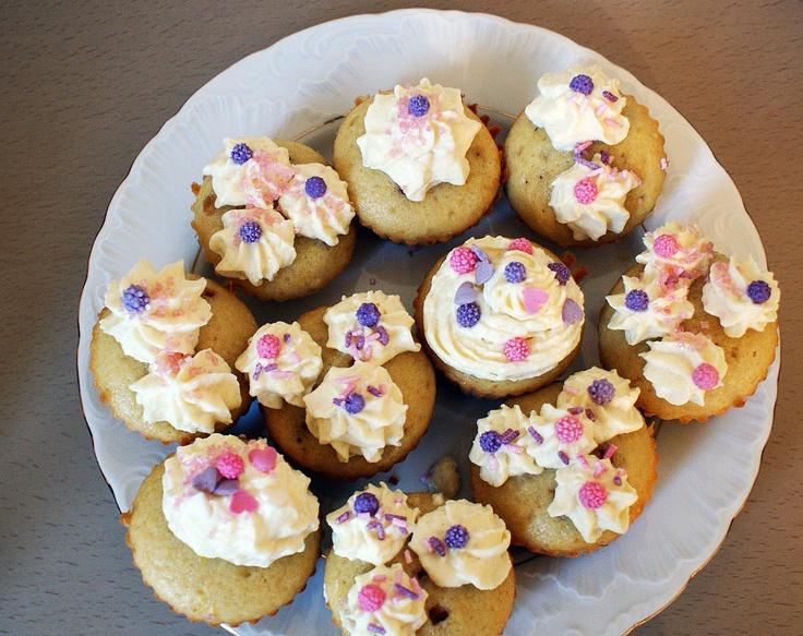 Lemon muffins :D