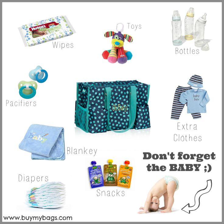 119 best baby baby shower ideasgifts images on pinterest baby bag essentials perfect for a personalized baby shower gift thirty one style negle Image collections