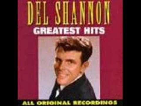 Del Shannon - She Cried..w/ LYRICS