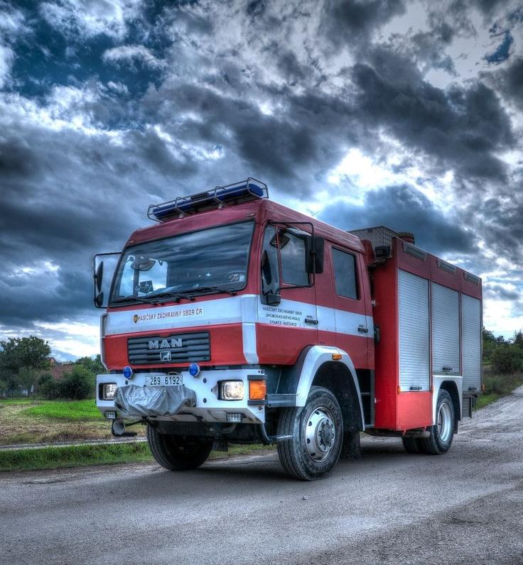 Firebrigade from ČR (Bučovice)