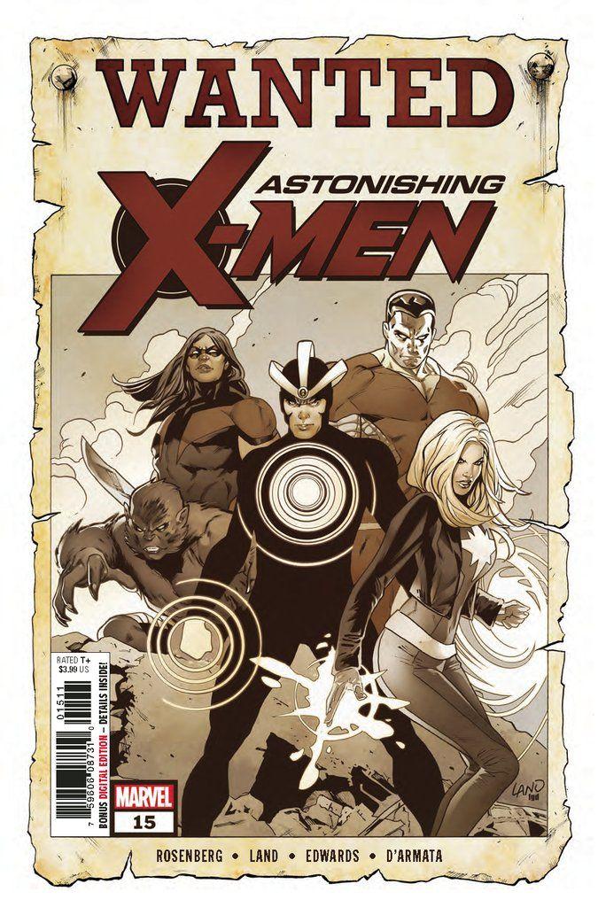 Astonishing X Men 15 X Men Comics Comic Books