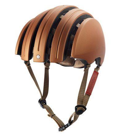 Casco Brooks Carrera Urban Helmet Classic Copper/Red