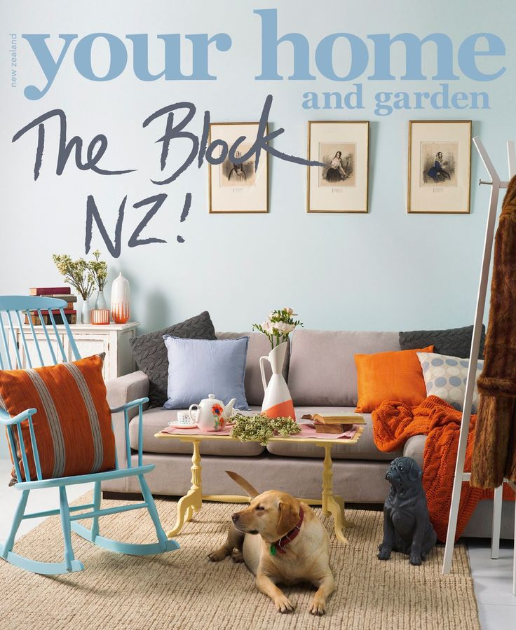 Quinn Bens Modern French Cottage Your Home And Garden Magazine Cover