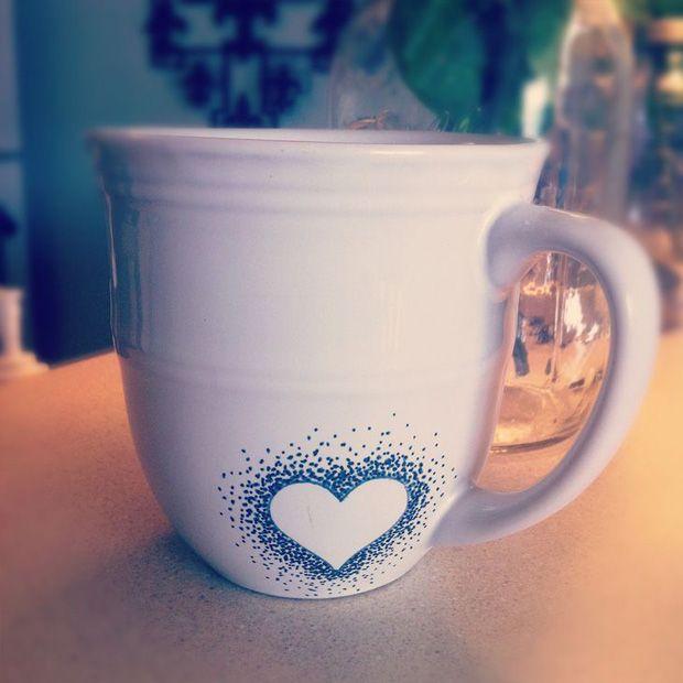 Love- tasarım kupalar