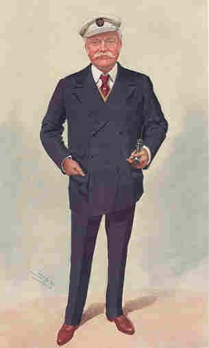 Lord Leith of Fyvie, 1909, Sailing, Vanity Fair