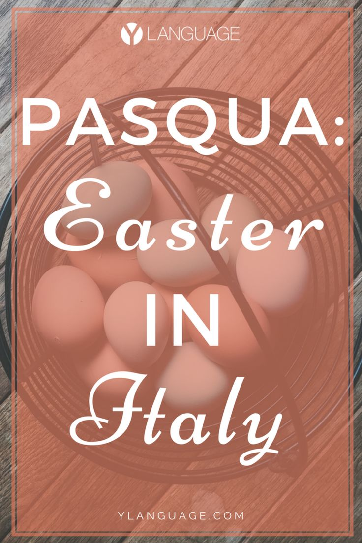 56 best blog posts for italian language learners images on pasqua easter in italy italian traditionseaster traditionsitalian languageblog kristyandbryce Gallery