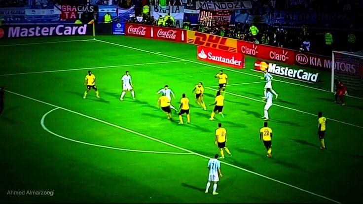 Messi vs Jamaica You Tube Sport
