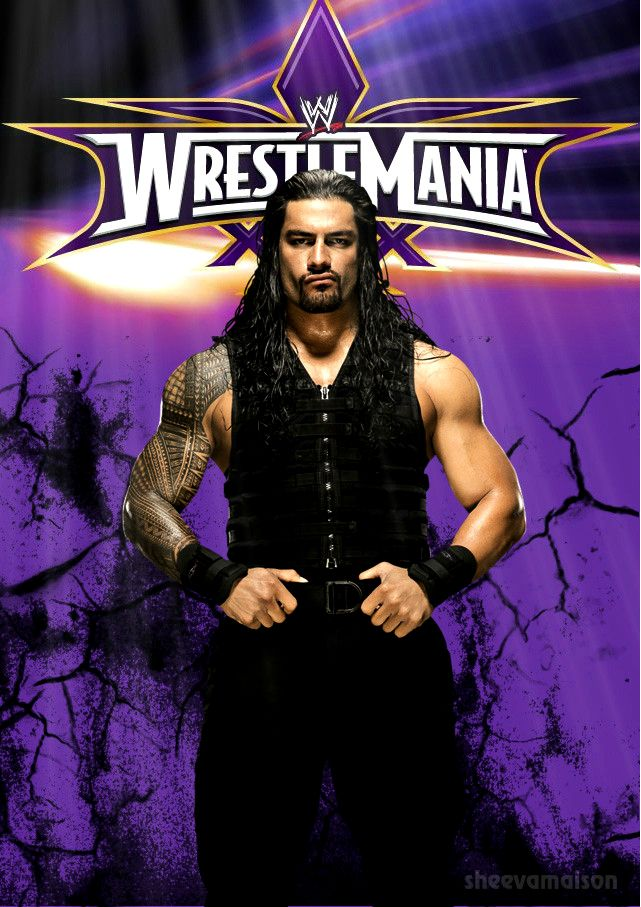 Roman Reigns The New Undertaker <3 <3