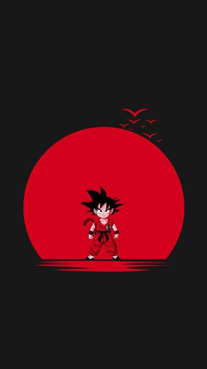 Kid Goku Wallpaper In 2020 Dragon Ball Painting Dragon Ball Artwork Dragon Ball Wallpapers