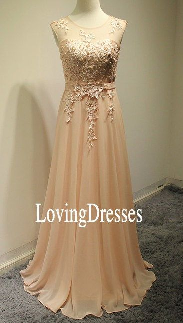 Prom Dress Bridesmaid Dress Evening Dress by LovingDresses on Etsy, $170.00