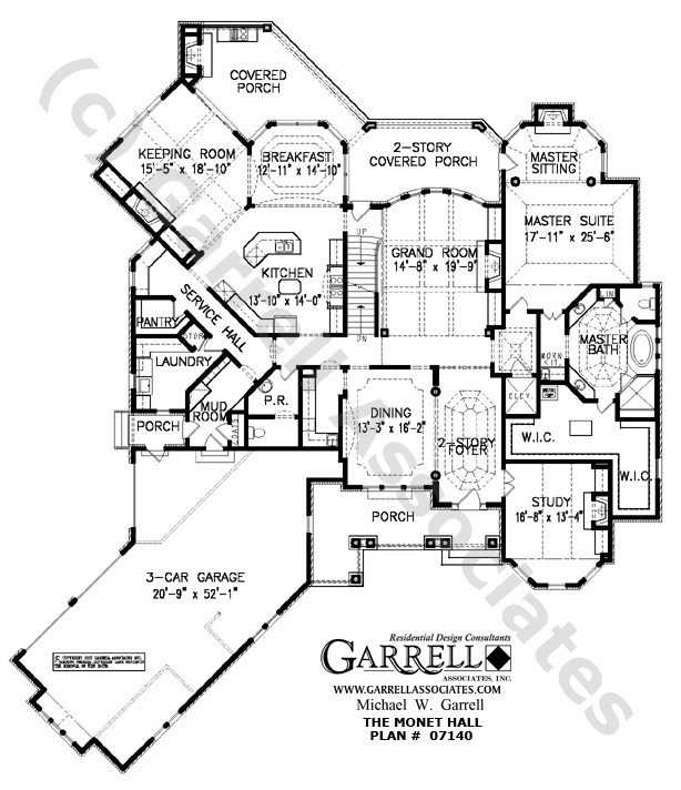 48 best beautiful houses images on pinterest architecture House Plans Country Estate monet hall house plan 07140, 1st floor plan, french country style house plans house plans savannah country estate