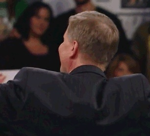 The man who saved the world    #wrestling  #wwe  #raw  #john #laurinaitis  #gif