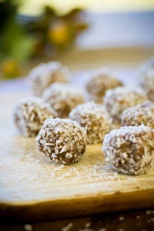 Date and Ginger Truffles | Buderim Ginger