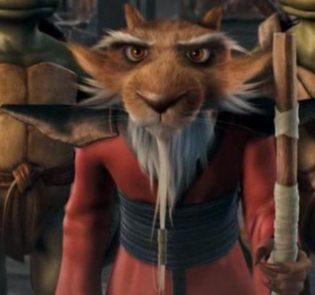 Master splinter tmnt movie