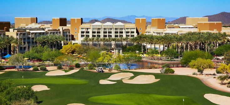 JW Marriott Phoenix Desert Ridge Resort & Spa offers guests upscale, renovated rooms, 4-star amenities and superior service in an ideal location.