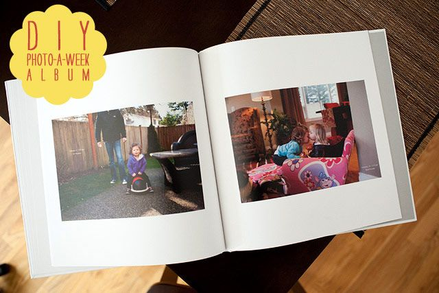 photo a week albumPhotos A Weeks Album, Photos Projects, Album Options, Photos Album, Fudgebananaswirl, Daughters, Photos Book, Diy Photos, Awesome Mom