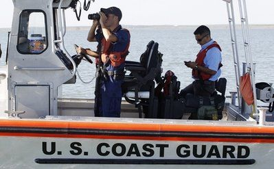File:US Coast Guard Falcon Lake.jpg location of murder of David Hartley by Zetas Drug Lords