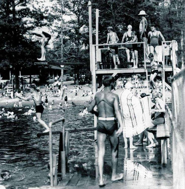 Upper Saddle River Nj >> Kay Yeomans, historian for Upper Saddle River, has fond memories of Anona Park, the pool built ...