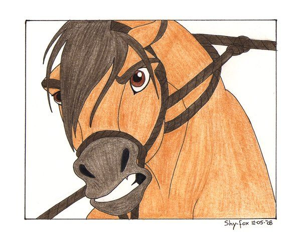 112 best spirit stallion of the cimarron images on pinterest - Comment dessiner spirit ...